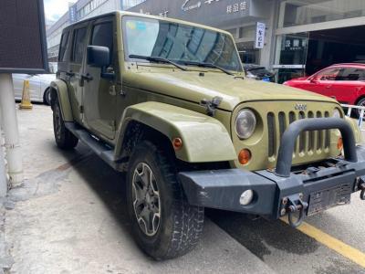 2013年9月 Jeep 牧马人(进口) 3.6L Sahara 四门版图片