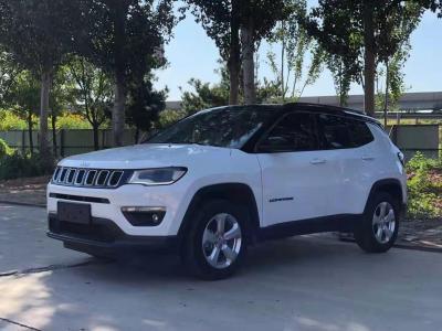 Jeep 指南者  2019款  220T 自动家享炫酷版