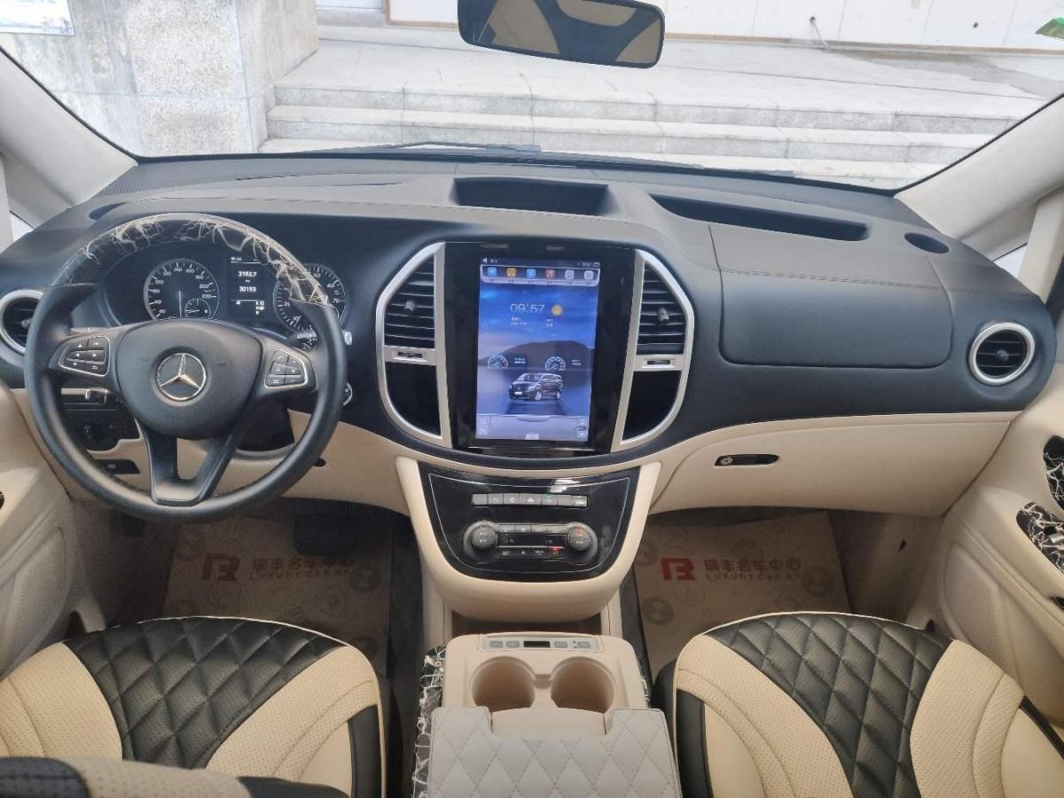 奔驰 威霆  2018款 2.0T 商务版图片