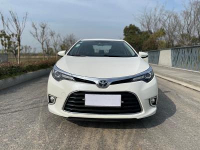 2016年10月 丰田 雷凌 1.6G CVT精英版图片