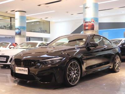 寶馬 寶馬M4  2019款 M4雙門轎跑車競速版