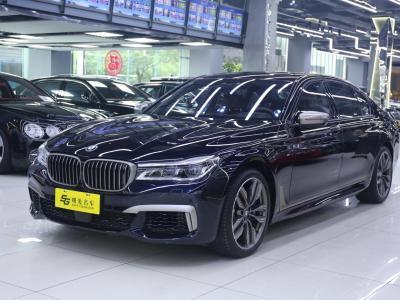 宝马 宝马7系  2018款 M760Li xDrive 卓越奢华版