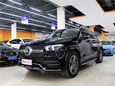 2019年7月 奔驰 奔驰GLE(进口) GLE 450 4MATIC 时尚型图片