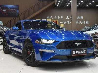 福特 Mustang  2019款 2.3L EcoBoost