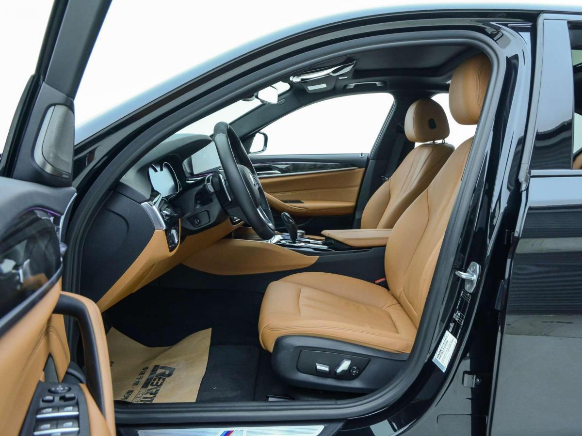 宝马 宝马5系  2018款 改款 530Li 领先型 M运动套装图片