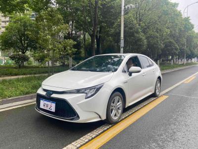 2019年6月 丰田 雷凌 双擎 1.8H CVT豪华版 国VI图片