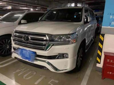 豐田 蘭德酷路澤  2018款 5.7L VX-R 12氣 底升(中東版)圖片