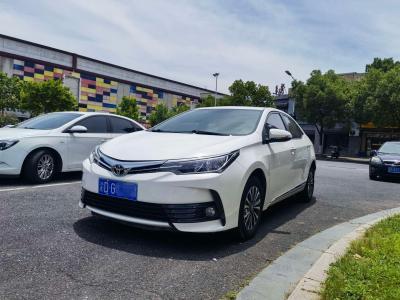2018年1月 丰田 卡罗拉 改款 1.2T S-CVT GL-i图片