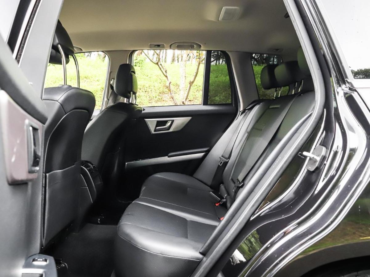 奔驰GLK级 2012款 GLK 300 4MATIC 动感型图片