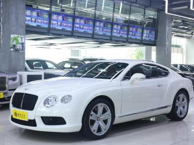 賓利 歐陸  2014款 4.0T GT V8 S 標準版