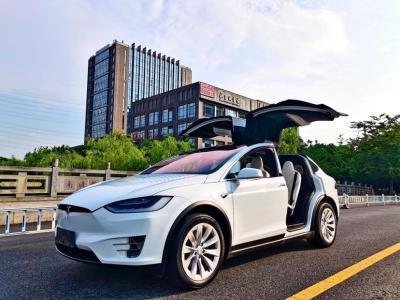 特斯拉 Model X Model X 90D图片