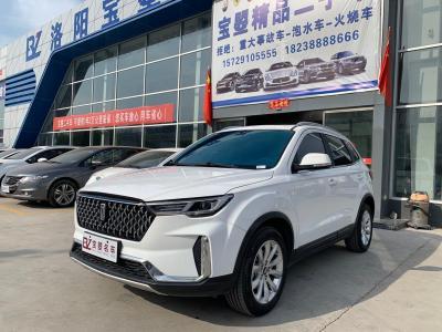 奔騰 T33  2019款 1.6L 自動豪華型 國VI