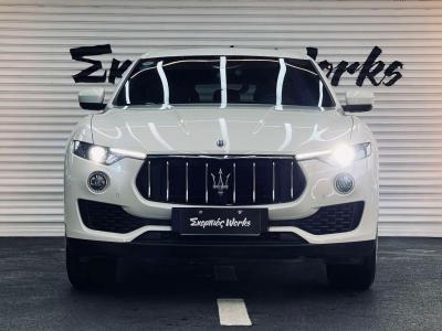 玛莎拉蒂 Levante  2018款 3.0T 350Hp 标准版