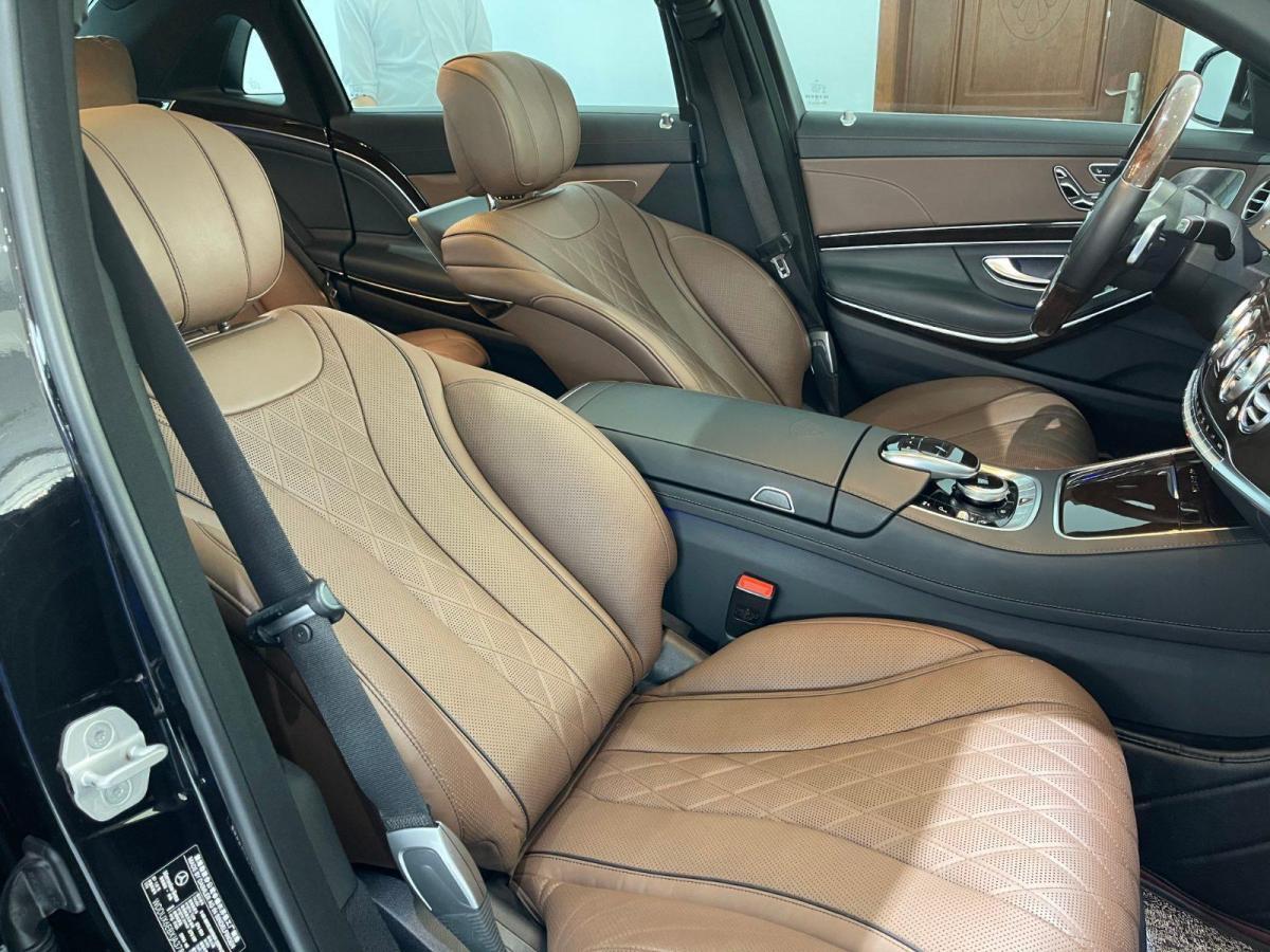 奔驰 迈巴赫S级  2018款 S 450 4MATIC图片