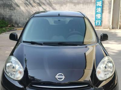 2012年6月 日产 玛驰 1.5L 自动易炫版图片