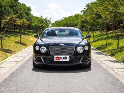 2013年6月 宾利 欧陆  6.0T GT W12图片