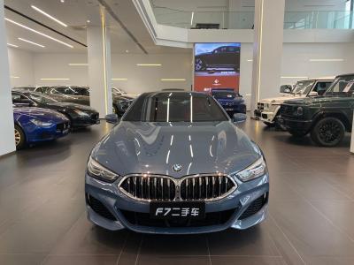 2020年1月 宝马 宝马8系(进口) 840i xDrive 四门轿跑车 M运动套装图片