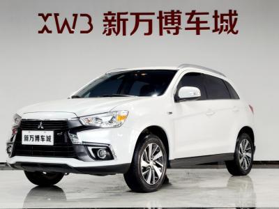 2019年7月 三菱 劲炫ASX  2.0L CVT两驱尊享版图片