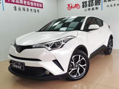 丰田 C-HR  2018款 2.0L 领先天窗版 国VI