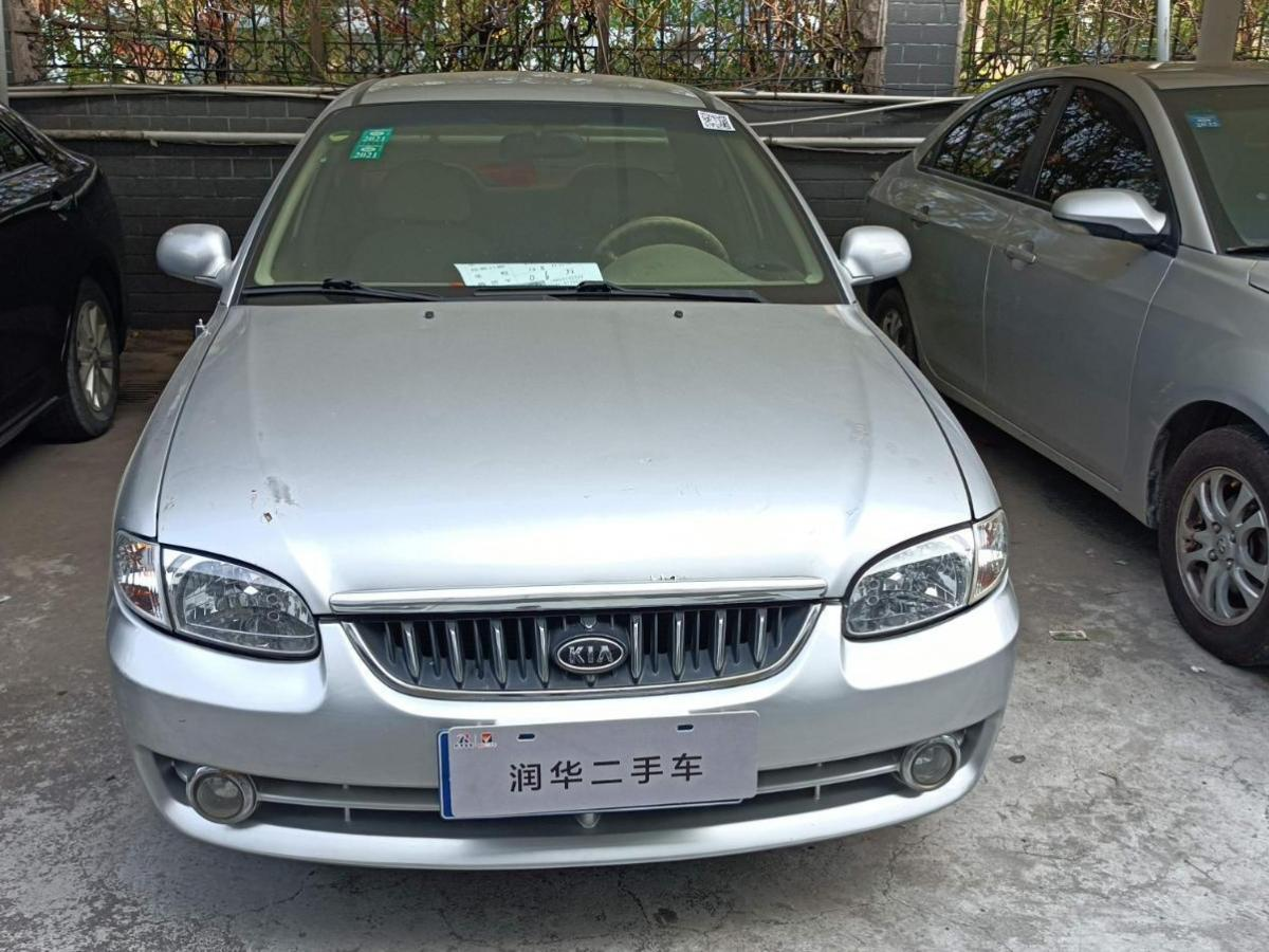 起亚 千里马  2005款 1.3L AT GL图片