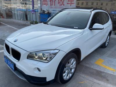 宝马 宝马X1  2012款 sDrive18i豪华型