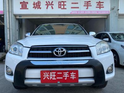 丰田 RAV4荣放  2010款 2.4L 自动豪华升级版