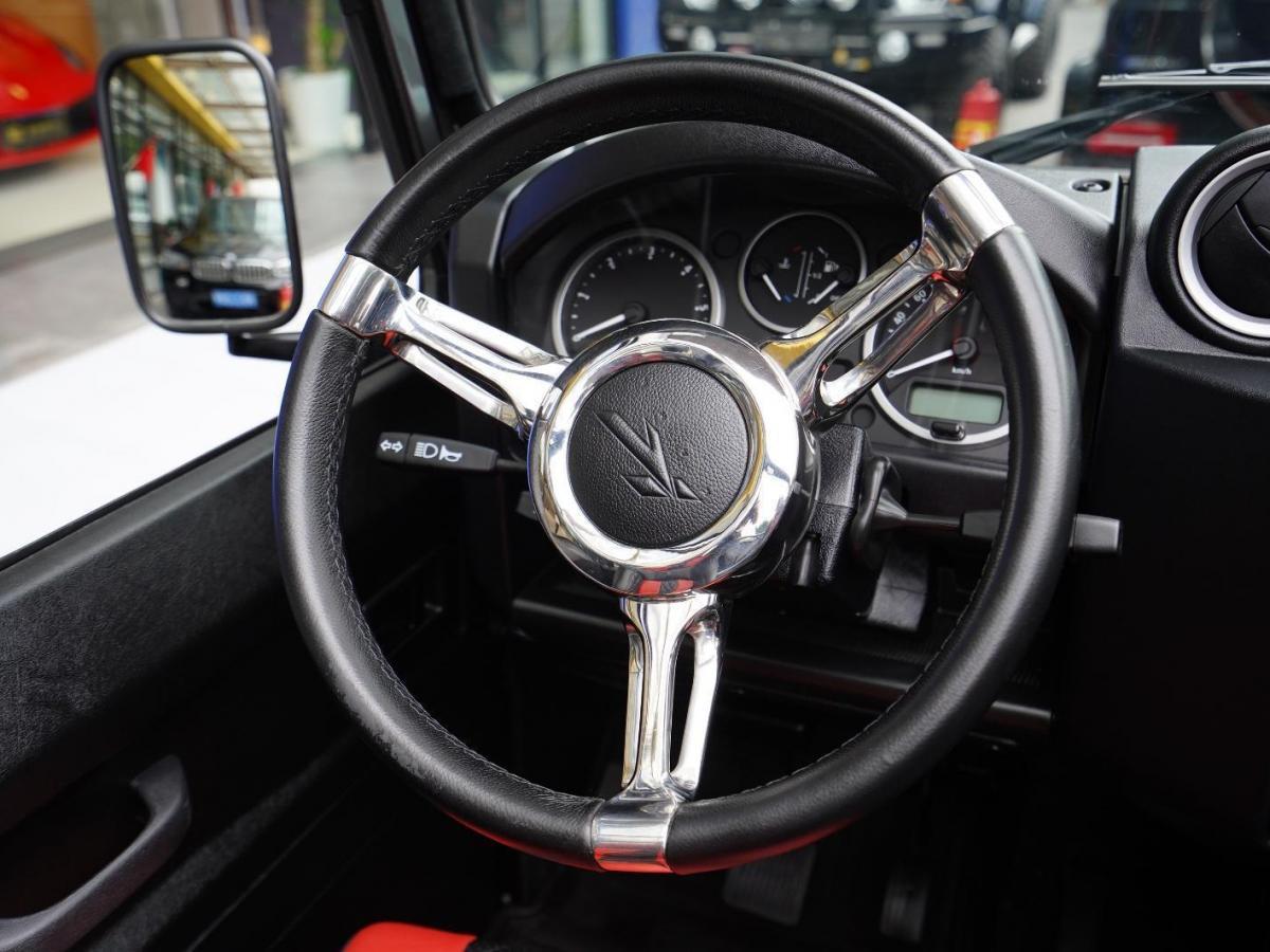 路虎 卫士  2013款 2.2T 柴油 欧规版图片